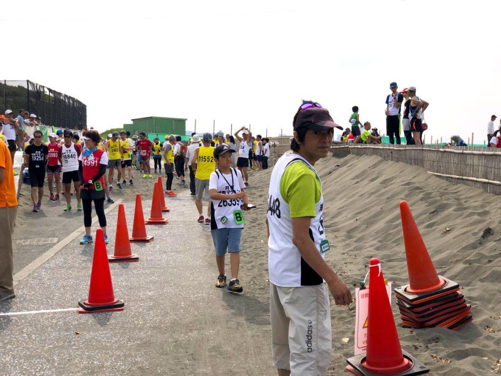 月例湘南マラソンは2019年6月から新月例湘南マラソンにリニューアル