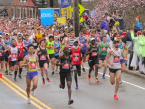 ボストンマラソン公式ウェブサイトより