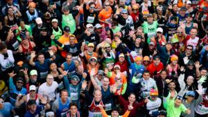 ニューヨークシティマラソン公式ウェブサイトより