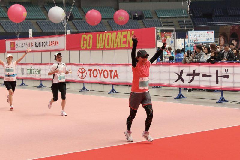 2012年名古屋ウィメンズマラソン