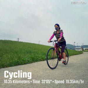 【クロストレーニング:サイクリング30分】由比ヶ浜