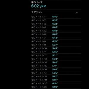 """【マラソンシミュレーション(ローリングヒルコース):8kmのイージーラン(6'27"""")  + 10kmのマラソンペースラン(5'35"""")  + 3.3kmのイージーラン(6'08"""")】"""