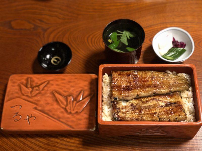 鎌倉「つるや」の鰻