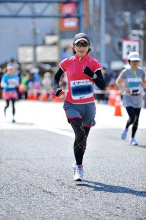 [アシックス]ランニングマルチポケットショーツで走った2012年の名古屋ウィメンズマラソン