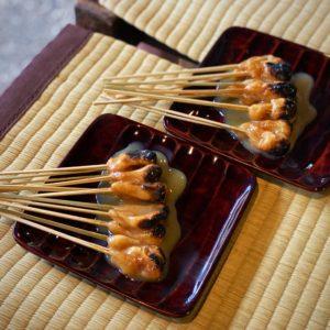 今宮神社のあぶり餅