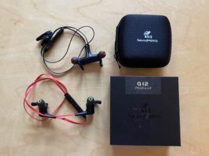 SoundPEATS Audio のQ12
