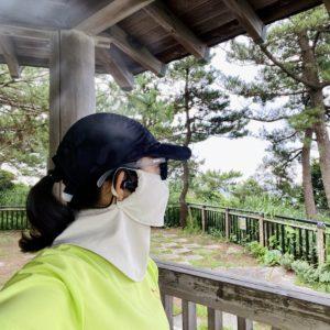 Ucomx Bluetooth スポーツイヤホンとマスクとサングラス