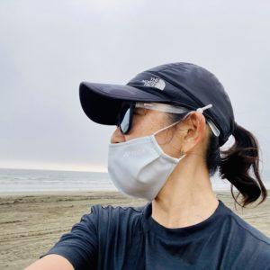 マスクは鼻を出す