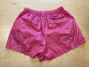 ワコールのランニングショートパンツは両サイドにハンドポケット、腰部分にバックポケット付き