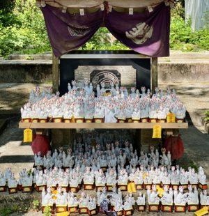 佐助稲荷神社の狐は神の使者