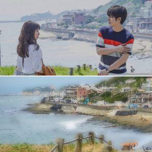 三浦春馬さん最後のドラマ『おカネの切れ目が恋のはじまり』のロケ地・稲村ヶ崎公園