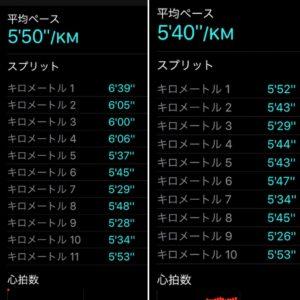 "【20Kロングラン(5'45"")】"