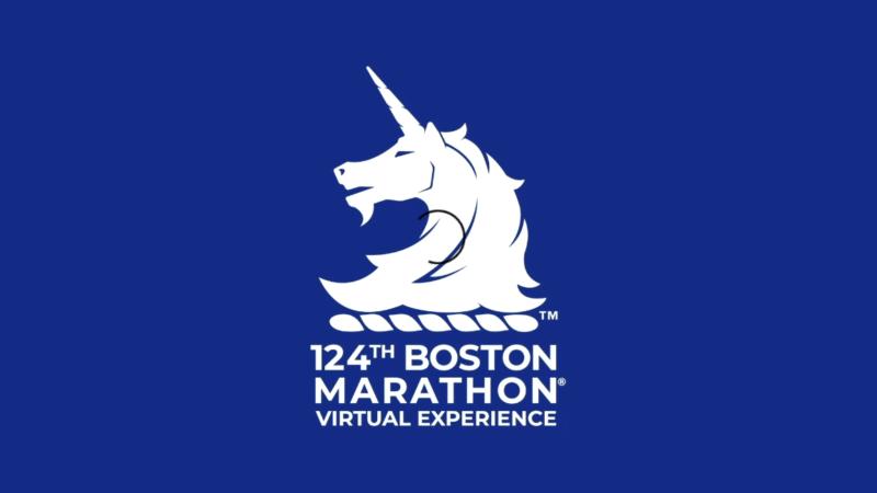 ボストンマラソン 公式サイトよりユニコーンのアイコン