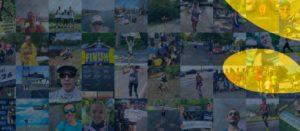 ボストンマラソンモザイク写真の左下に写真発見