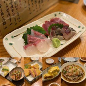 高松でおいしい夕食