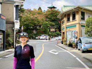 富士屋ホテル前