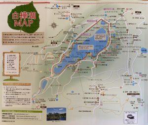 白樺湖MAP