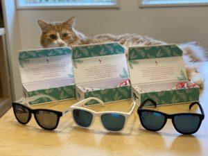 カラフル&スタイリッシュなgoodrのサングラス