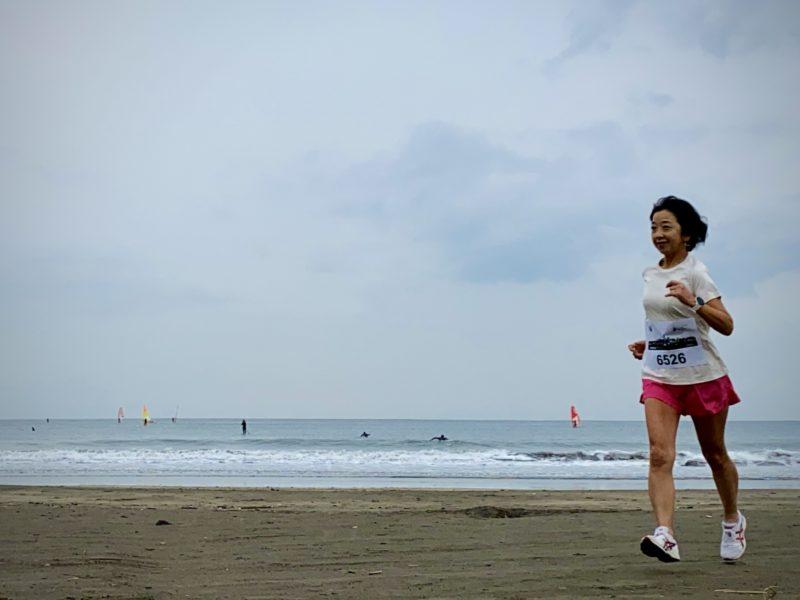 """シカゴマラソン 【5Kレース(5'08"""")】材木座海岸"""
