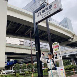 横浜で写真