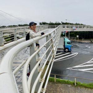 浜須賀の交差点