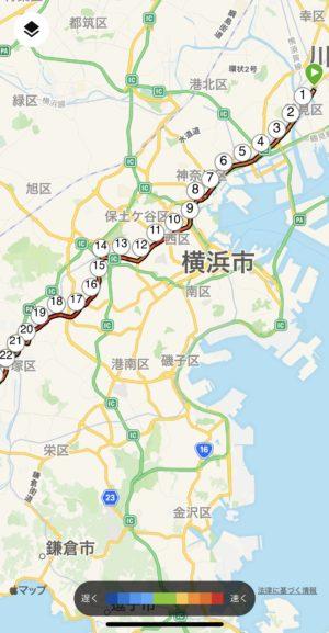 箱根駅伝2区