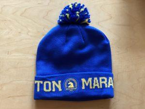 第124回ボストンマラソンの「特別な記念アイテム」はアディダスのニット帽