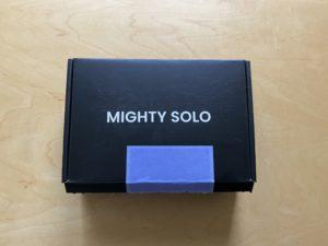 マイティソロの黒のボックス