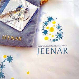 JEENARのピアス