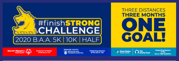 #finishSTRONGチャレンジフィニッシュラインパッケージ