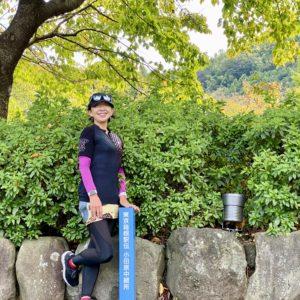 ポスチュラル ショートスリーブトップで箱根の4区