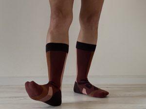 OnのHigh Sock