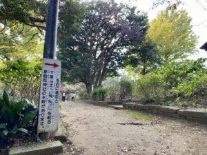 葛原岡神社へ