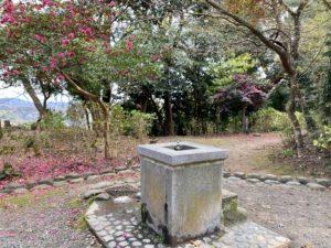 源氏山公園の水飲み場