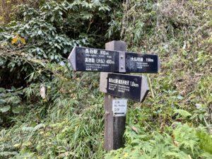 大仏ハイキングコース案内板9