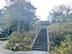 東慶寺階段