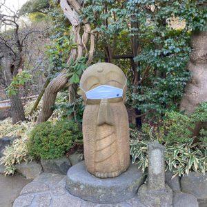 長谷寺の和み地蔵