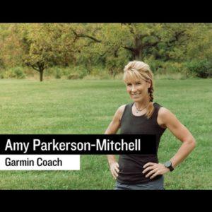 Amy Parkerson-Mitchellコーチ