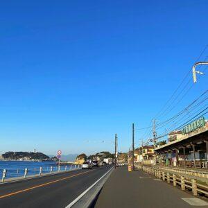 江ノ島電鉄・鎌倉高校前駅1