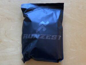 ランゼストのランニング2wayバッグの袋