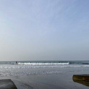 サーファーin由比ヶ浜