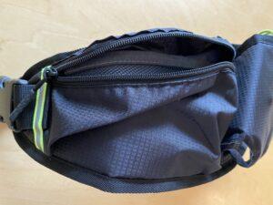 ランゼストのランニング2wayバッグのメインポケット