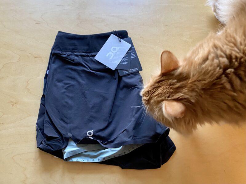 OnのRunning Shorts (2020モデル)