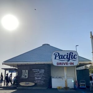 「Pacific DRIVE–IN」