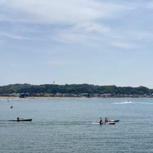 カヌーが3艇