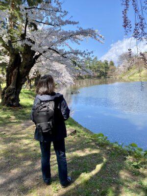 【Biten】ビーテンを弘前公園で4