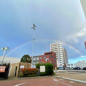 横須賀の虹2