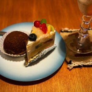 「メゾン ド ルル」のケーキ