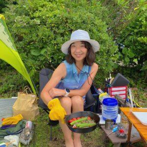 観音崎公園でデイキャンプ