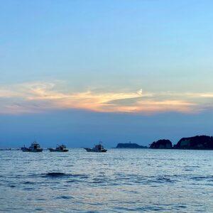 材木座海岸〜和賀江島